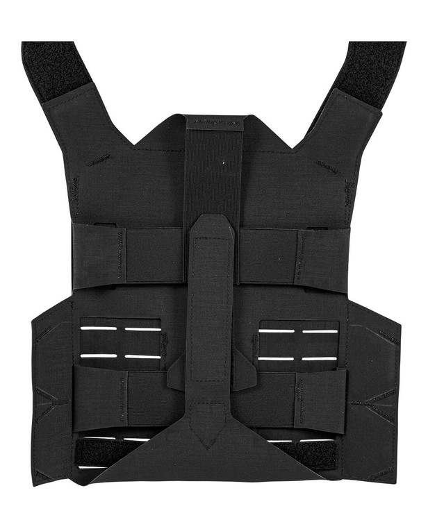 md-textil Plate Carrier MGS Black