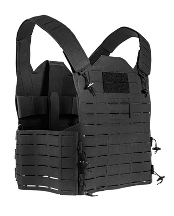 md-textil - Plate Carrier MGS Black