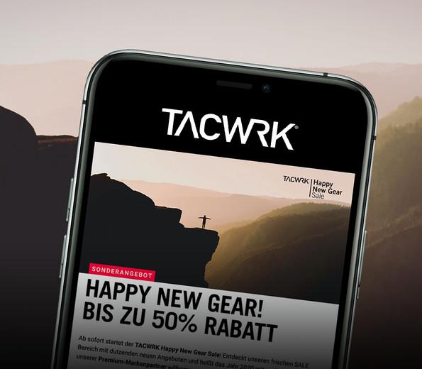 Vorteile des Tacwrk Newsletters