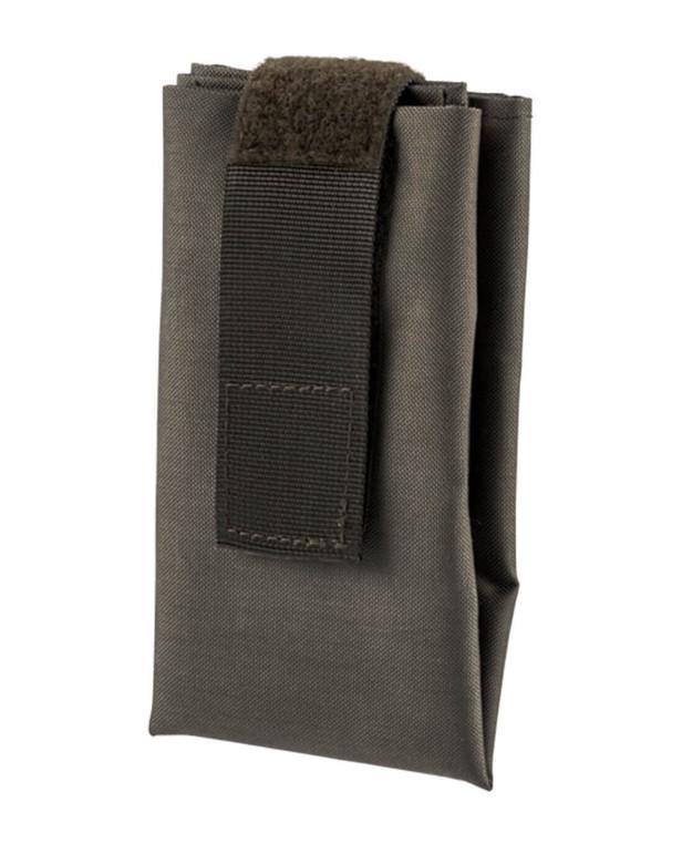 md-textil Abwurfsack Modular Steingrau Oliv