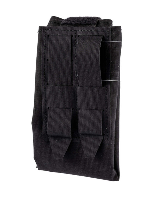 md-textil Dump Pouch Modular Black