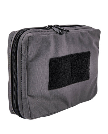 md-textil - General Purpose Pouch Horziontal Iron Grey