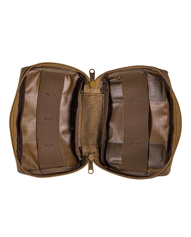 md-textil Mehrzwecktasche Horizontal Coyote Brown