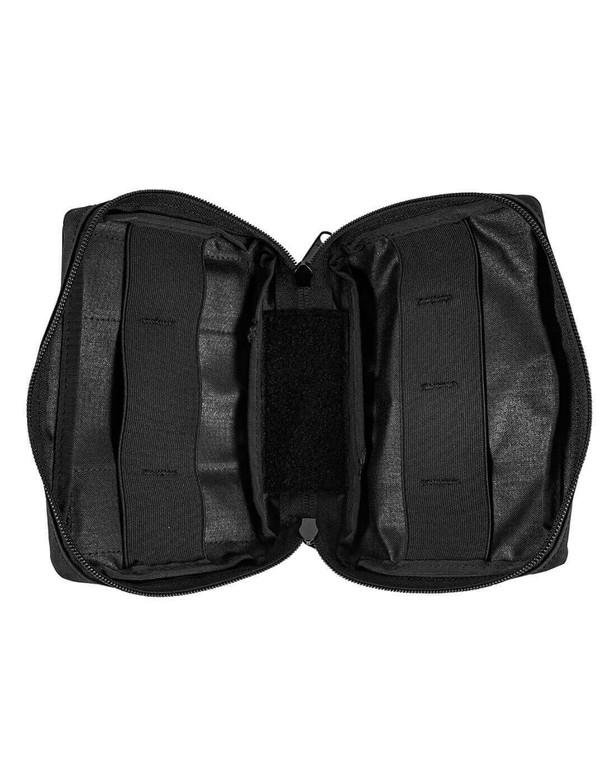 md-textil General Purpose Pouch Horziontal Black