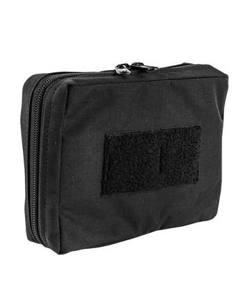 md-textil - Mehrzwecktasche Horizontal Schwarz