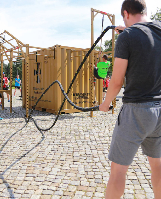 BeaverFit FOB 10 Fitness-Container