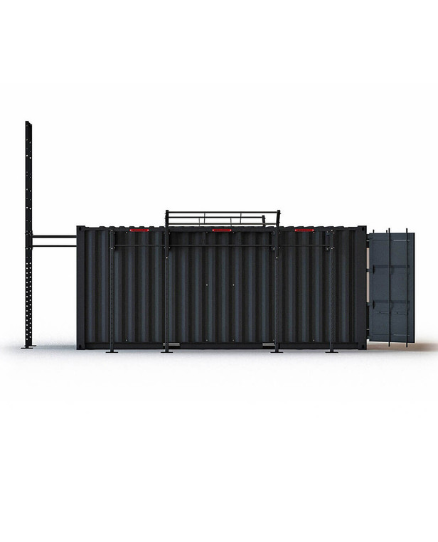 BeaverFit FOB 20 Fitness-Container