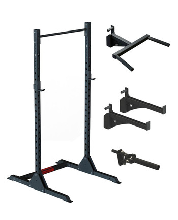 BeaverFit - Garage Rack Advanced Package