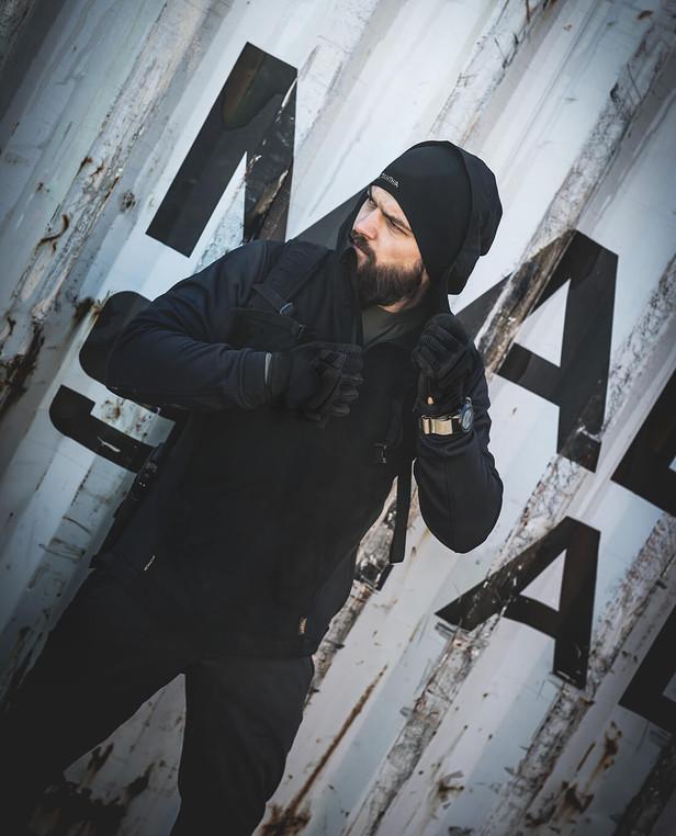 Carinthia G-Loft Ultra Hoodie Black