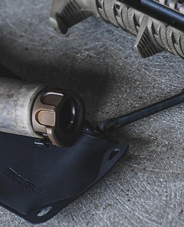 Magpul DAKA Suppressor Pouch Medium Black Schwarz