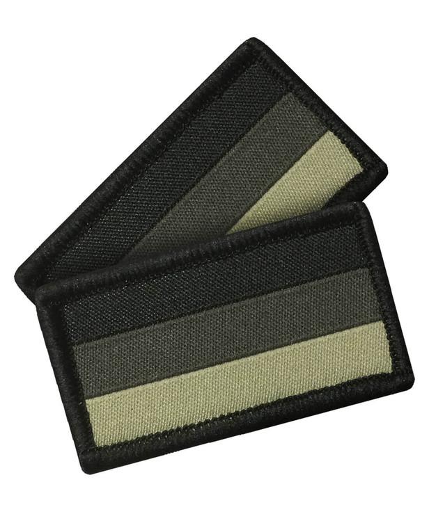 TACWRK Deutschlandflagge Doppelpack Oliv