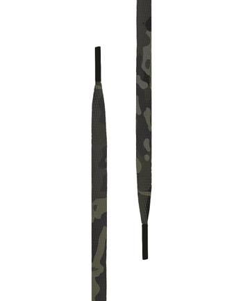 TACWRK - MMI Schnürsenkel Multicam Black