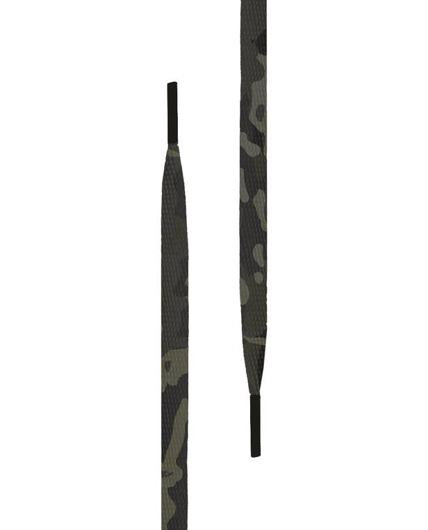 TACWRK MMI Schnürsenkel Multicam Black