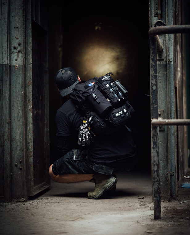 TACWRK TT Multi-Mission Bundle Urbex Black