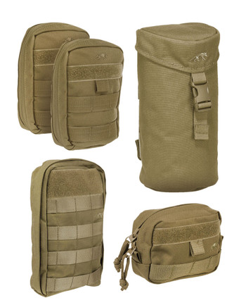 TACWRK - TT Multi-Mission Pouch Set Khaki