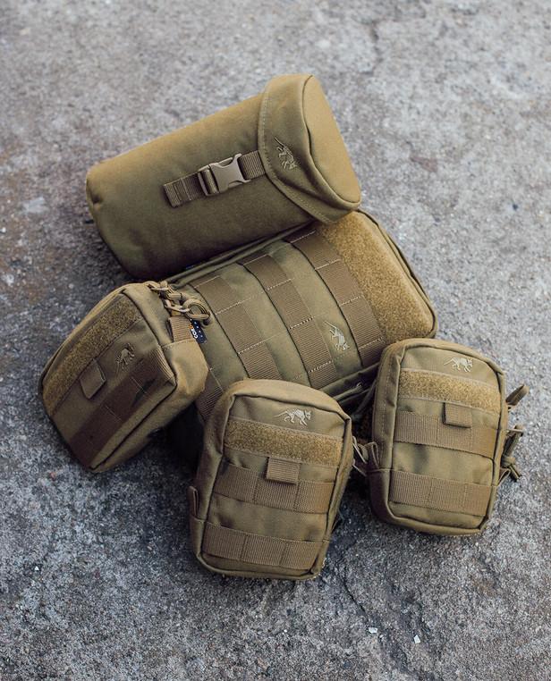 TACWRK TT Multi-Mission Pouch Set Khaki