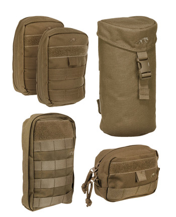 TACWRK - TT Multi-Mission Pouch Set Coyote