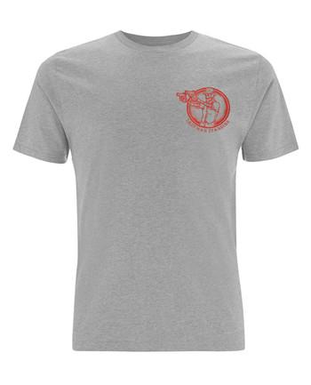 LMSGear - Last Man Standing T-Shirt Grey