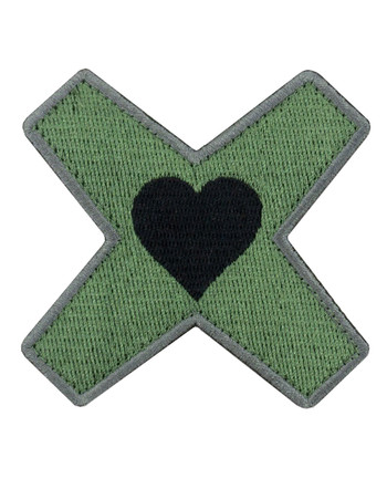 Prometheus Design Werx - Heart Marks The Spot V2 Morale Patch