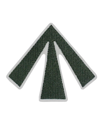 Prometheus Design Werx - Broad Arrow V1 OD Green GID Morale Patch