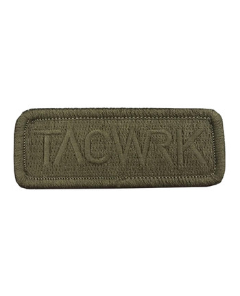 TACWRK - Square Patch Coyote