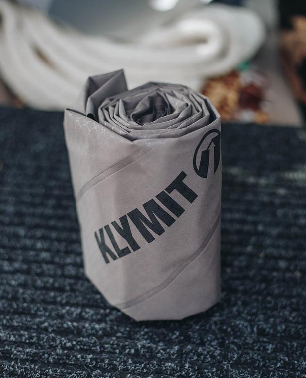 Klymit Static V Luxe Stone Grey/Black