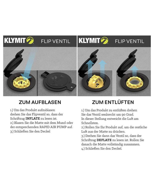 Klymit Static V Green/Char Black