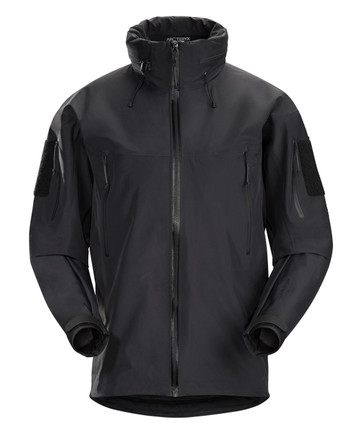 Arc'teryx LEAF - Alpha Jacket Men's (Gen2) Black Schwarz