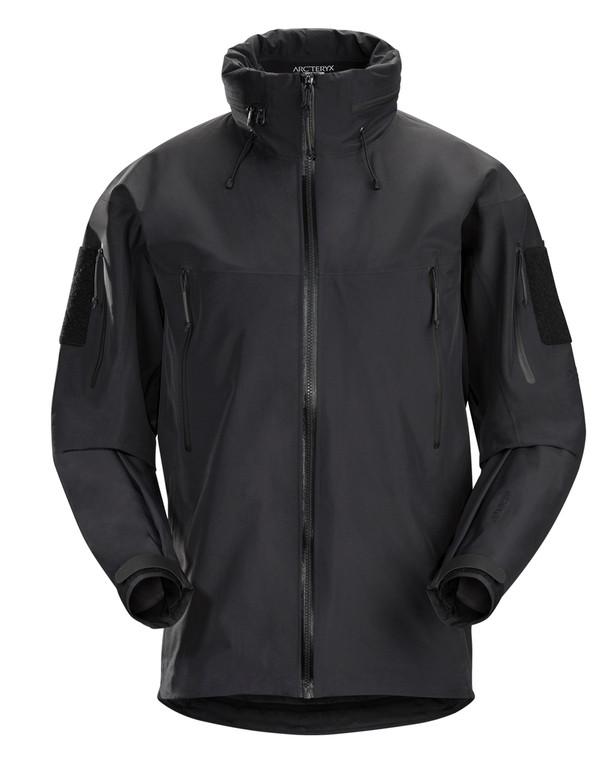 Arc'teryx LEAF Alpha Jacket Men's Gen2 Black Schwarz