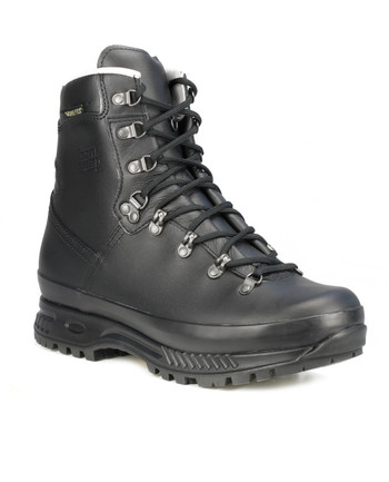 Hanwag - Special Forces GTX Black