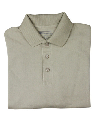 5.11 Tactical - Professional Polo Kurzarm Beige