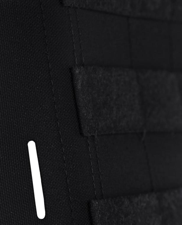 TASMANIAN TIGER TT Modular Front Seat Panel Black Schwarz