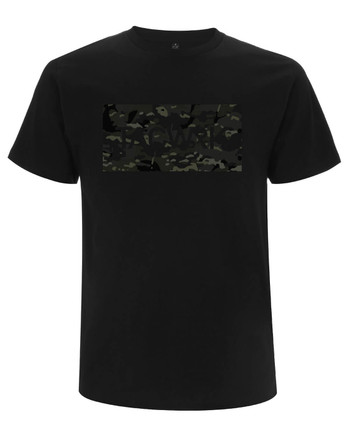 TACWRK - MCB Logo T-Shirt Schwarz