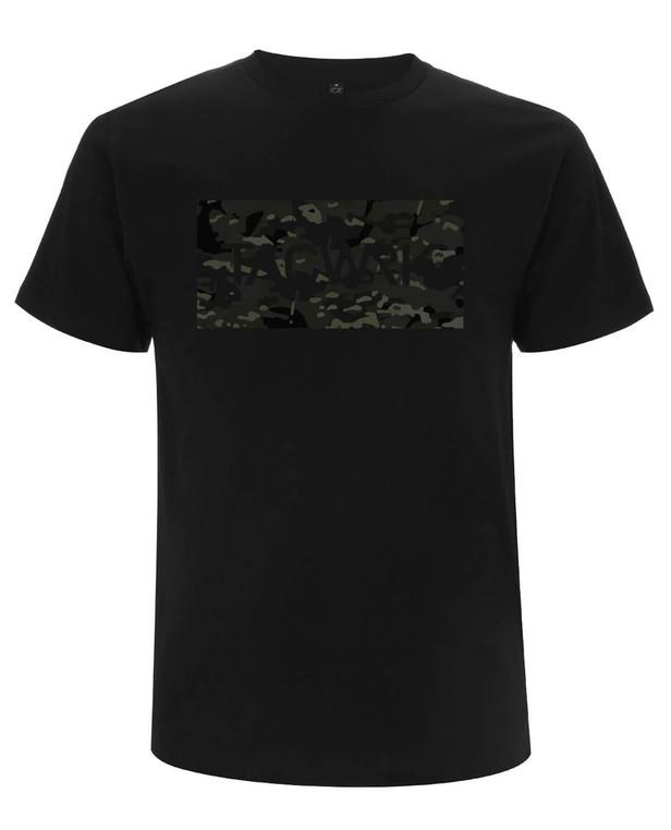 TACWRK MCB Logo T-Shirt Schwarz