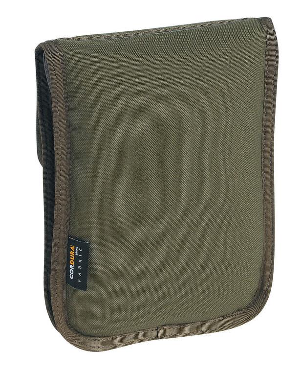 TASMANIAN TIGER Note Book Pocket Oliv