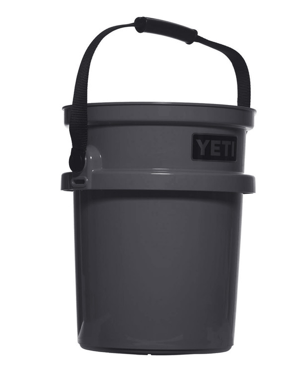 YETI Loadout Bucket Charcoal