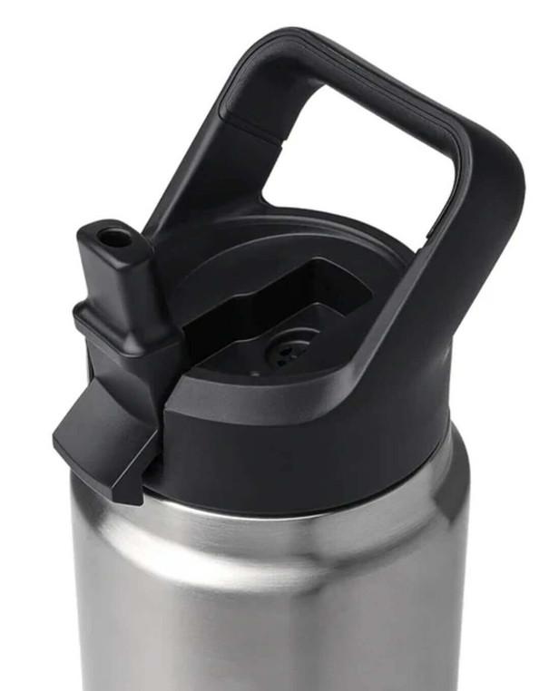 YETI Rambler Bottle Straw Cap Black