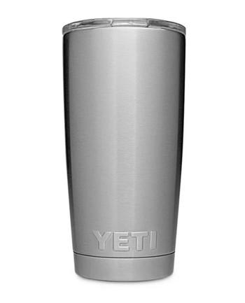 YETI - Rambler 20 Oz Tumbler Stainless Steel
