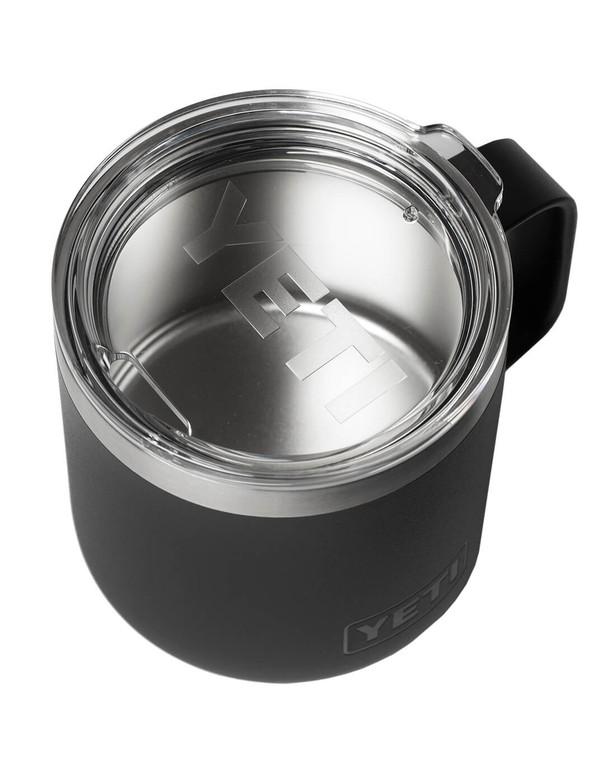 YETI Rambler 14 Oz Mug Black