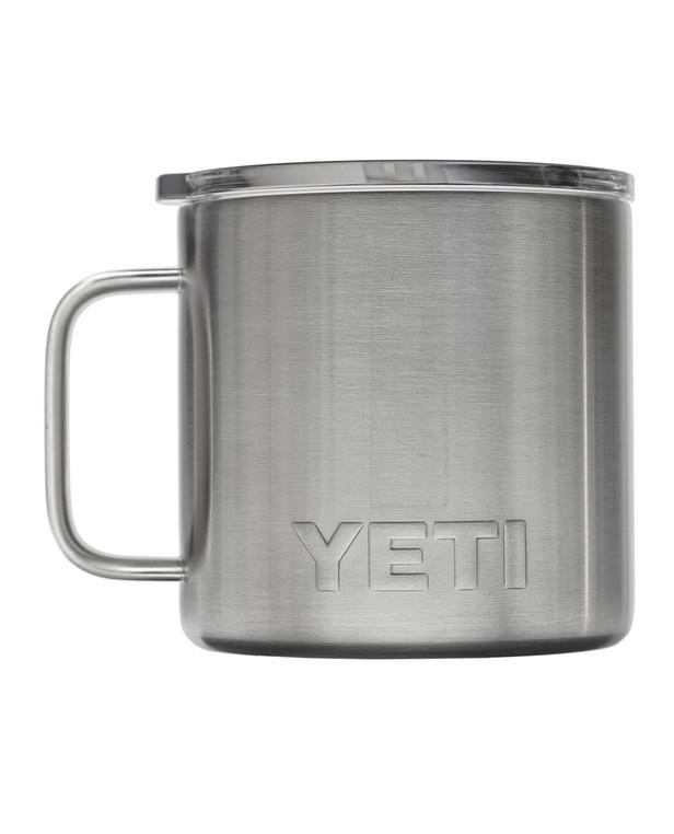 YETI Rambler 14 Oz Mug Stainless Steel