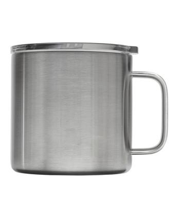YETI - Rambler 14 Oz Mug Stainless Steel