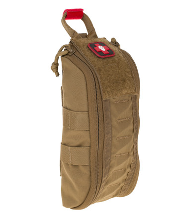 ITS Tactical - ITS ETA Trauma Kit Pouch Tallboy Coyote