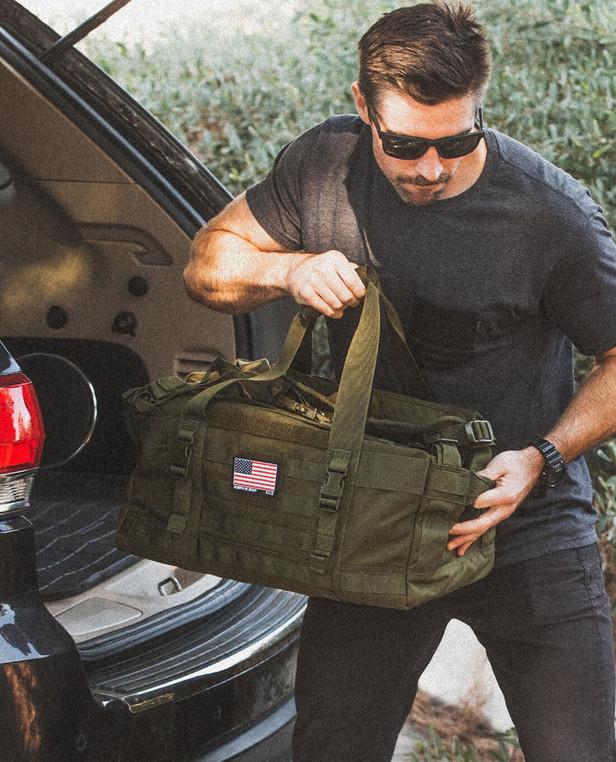 5.11 Tactical Rush LBD Mike Black Schwarz