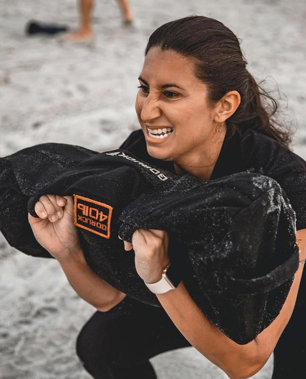 GoRuck Sandbag 60LB Black