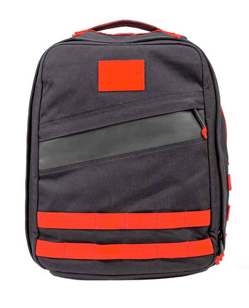 GoRuck - Rucker 3.0 Black/Red