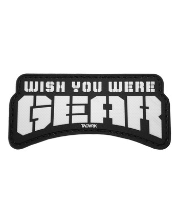 TACWRK - Wish you were GEAR Patch