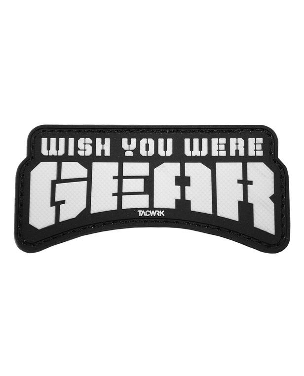TACWRK Wish you were GEAR Patch