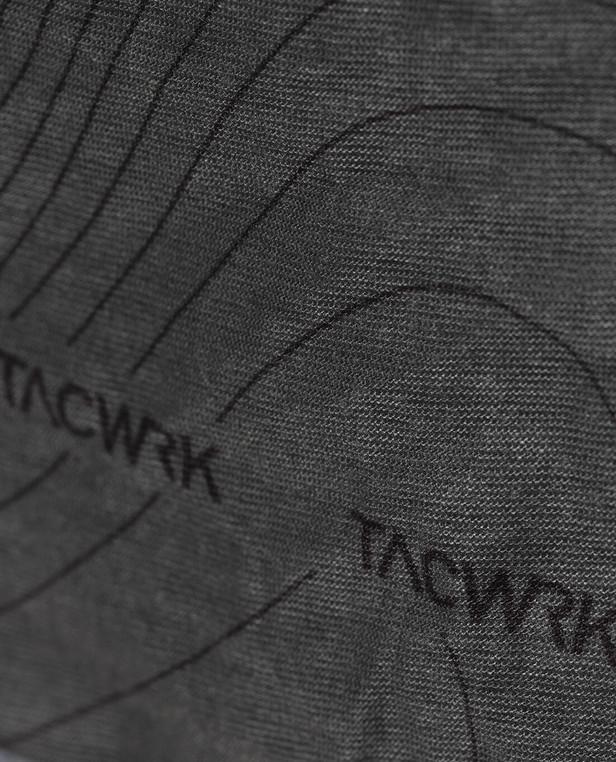 TACWRK Bandana Anthrazit