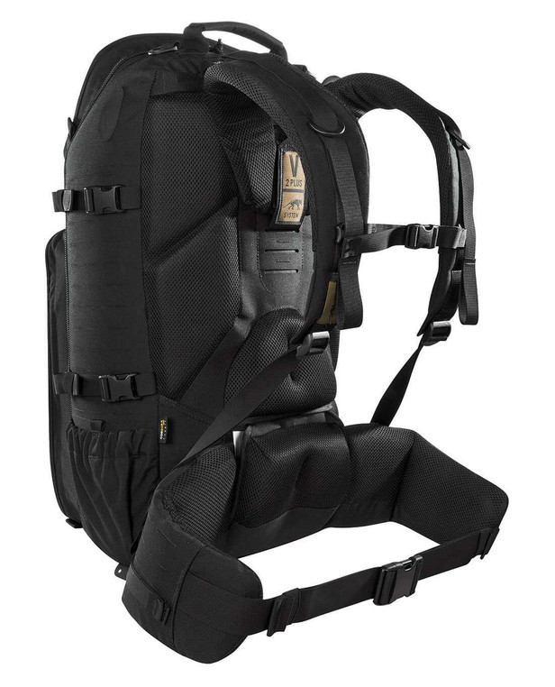 TASMANIAN TIGER TT Modular Trooper Pack Black Schwarz