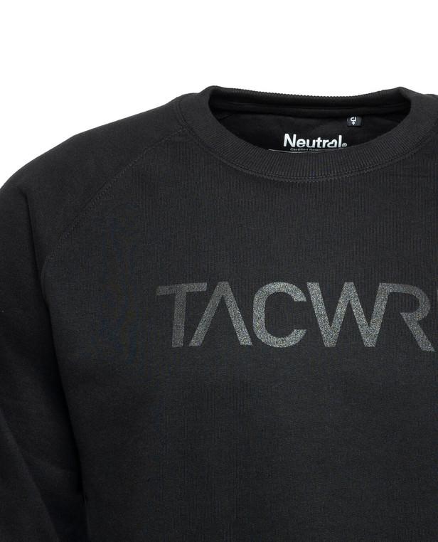 TACWRK Black on Black Sweatshirt